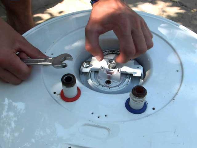 Промывка бойлера своими руками