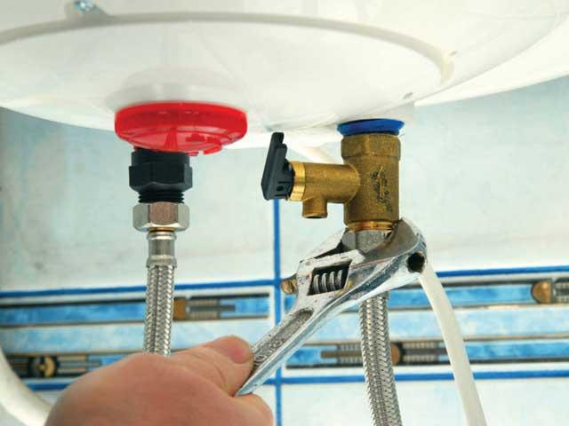 Ремонт клапана водонагревателя своими руками